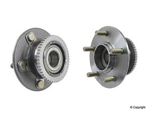 Timken Axle Bearing and Hub Assembly fits 1999-2002 Nissan Quest