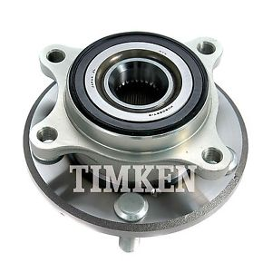 Wheel Bearing and Hub Assembly Front TIMKEN HA590147 fits 05-12 Acura RL