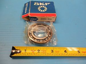 NEW SKF 6006 JEM BALL BEARING INDUSTRIAL TRANSMISSION MANUFACTURING
