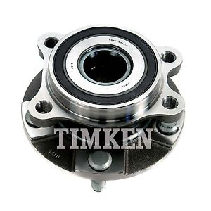 Wheel Bearing and Hub Assembly Front TIMKEN HA590168