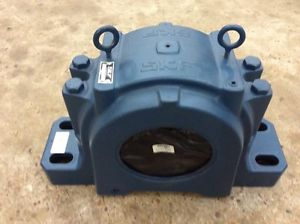 "NEW SKF SAF 036 KAX Pillow Block Bearing Housing 6 7/16"" 4 BOLT SAF-36 Torington"
