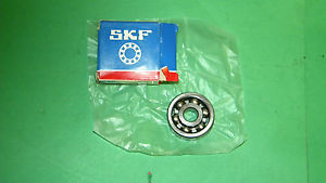 SKF 6300 QE6 Radial Ball Bearing 0680151647 Open 10mm