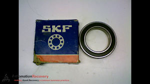 SKF 6013-2RSJEM CIRCULAR BALL BEARING, NEW #153992