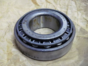 Timken 2587A Bearing Cone + 25820 Cup AGCO 1043662M1