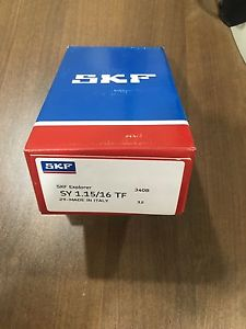 "SKF PILLOW BLOCK BEARING SY 1 15/16"" TF"