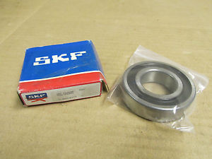 NIB SKF 62062RS1C3 BEARING RUBBER SEALED 63062RS1 C3 62062RS 30x62x16 mm