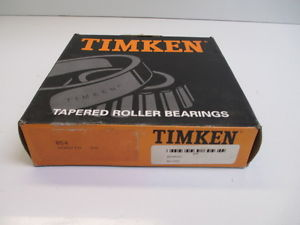 TIMKEN 854 TAPERED ROLLER BEARING MANUFACTURING CONSTRUCTION