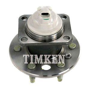 Wheel Bearing and Hub Assembly Rear TIMKEN HA590116