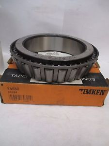 NEW TIMKEN TAPERED ROLLER BEARING 74550