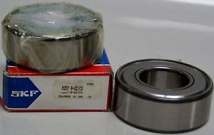 LOT of 2 NEW SKF 16002-2Z Shielded both Sides Ball Bearing