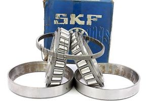 SKF 394-A Tapered Roller Bearings – Automotive – Drive-line D: 65 X 110 X 18mm