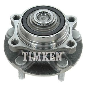 Wheel Bearing and Hub Assembly Front TIMKEN HA590027