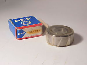 SKF 1″ Ball Bearing 3305-ATN9 – NEW Surplus!
