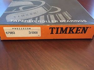 NEW Timken 67983 3, Class 3 Bearing, USA Seller, Bearings