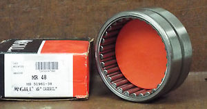 1 NEW MCGILL MR48 YOKE ROLLER BEARING NIB *MAKE OFFER*