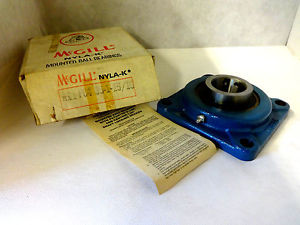 NEW IN BOX MCGILL FC435-1-15/16 4 BOLT FLANGE  BEARING UNIT