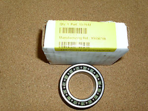 NEW SK-10298-1 MCGILL DOUBLE ROW BEARING, DAVENPORT P/N 13-79-M