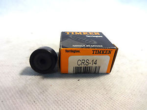 NEW IN BOX TIMKEN CRS-14 MCGILL CF-7/8-S CAM FOLLOWER BEARING