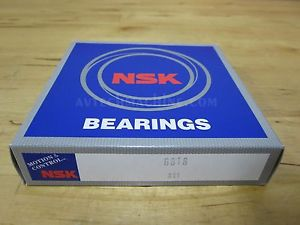 NSK BEARING DEEP GROOVE PRECISION BALL BEARING 6818