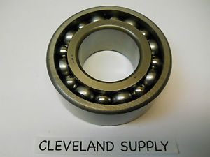 NSK 3207 DOUBLE ROW DEEP GROOVE ROLLER BEARING NEW CONDITION / NO BOX