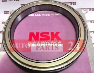 NSK 6819 ZZ Deep Groove Ball Bearing Narrow Series 2 metal Shields Made in Japan