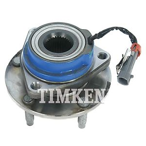 Wheel Bearing and Hub Assembly Rear TIMKEN 512153