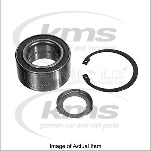 WHEEL BEARING KIT BMW 3 Coupe (E46) 318 Ci 143BHP Top German Quality