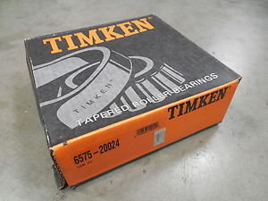 NEW Timken 6575-20024 Tapered Roller Bearing Cone