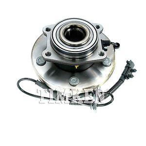 Wheel Bearing & Hub Assembly fits 2009-2011 Volkswagen Routan TIMKEN