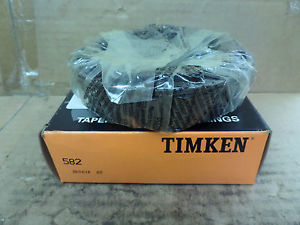 Timken Tapered Roller Bearing Cone 582 New