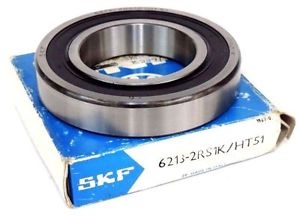 NIB SKF 6213-2RS1K/HT51 BEARING 6213-2RS1K