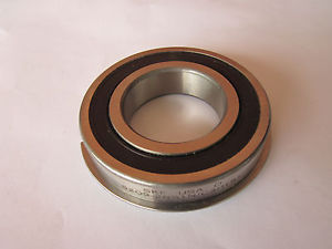SKF 6209-2RS1N/C3HT51 Ball Bearing with Snap Ring 45x85x19mm NEW
