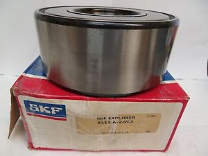 NEW SKF 3313A-2Z/C3 DOUBLE ROW EXPLORER ANGULAR CONTACT BEARING 3313A2AC3