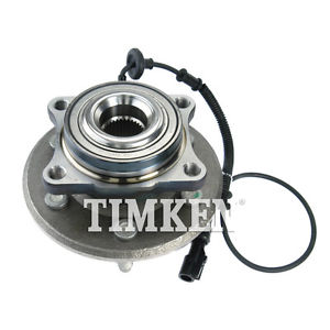Wheel Bearing and Hub Assembly Rear TIMKEN SP550209