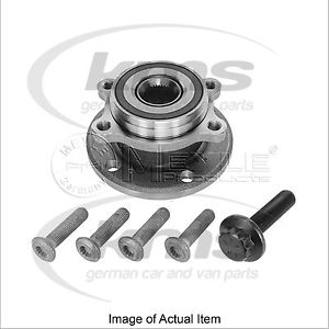 WHEEL HUB VW CADDY MK3 COMBI VAN (2KB, 2KJ, 2CB, 2CJ) 2.0 TDI 16V 140BHP Top Ger