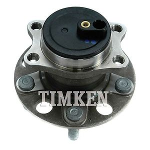 Wheel Bearing and Hub Assembly Rear TIMKEN HA590216