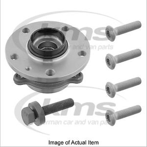 WHEEL HUB INC BEARING Audi TT Convertible TFSi 200 8J (2006-) 2.0L – 197 BHP Top