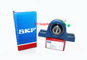 "1 pc SKF Pillow Block Bearings (Y-bearing plummer) SY 5/8 TF 5/8"" inner diameter"