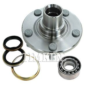 Timken Wheel Bearing And Hub Assembly – Axle Bearing And Hub Assembly, Front