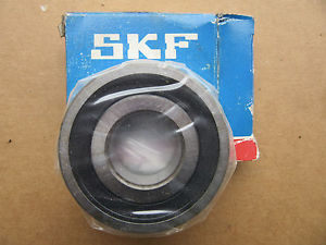 SKF 6306-2RSJEM Roller Bearing NEW!!! in Factory Box Free Shipping