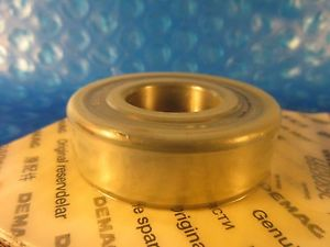 FAG 6205.2RSR Single Row Radial Bearing (= SKF 2RS, NTN VV, Timken 205PP, NSK)