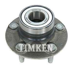 Wheel Bearing and Hub Assembly Rear TIMKEN 512106