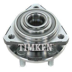 Wheel Bearing and Hub Assembly Front TIMKEN 513138