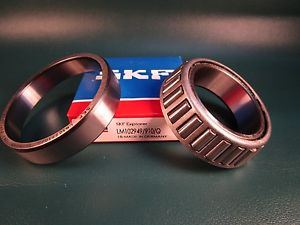 SKF, LM102949/LM102910 LM102949/910Q Cup/Cone Bearing set (=2 TIMKEN Set47)