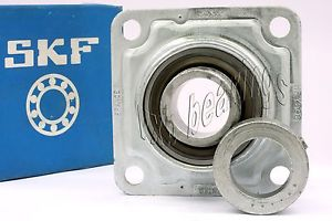 "SKF Bearing UCF208-24 1 1/2"" Square Flanged Mounted Bearings"