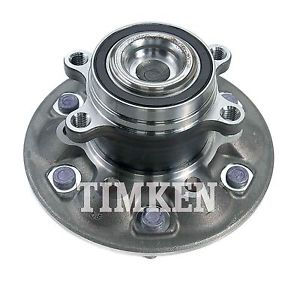 Wheel Bearing & Hub Assembly fits 2004-2012 GMC Canyon TIMKEN