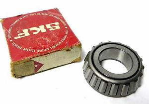 NEW SKF TAPERED BEARING CONE 35 MM BORE X 20 MM WIDTH MODEL 14125A