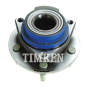 Wheel Bearing and Hub Assembly Front TIMKEN HA590085