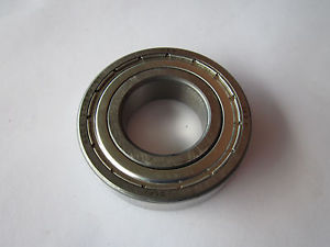 SKF 6206-2Z/C3HT51 Sealed Ball Bearing 30x62x16mm NEW