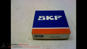 SKF 62210-2RS1 BALL BEARING 50X90X23MM SEALED DEEP GROOVE, NEW #166619